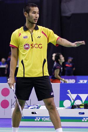 Maneepong Jongjit - Maneepong Jongjit at the 2013 French Super Series.