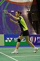 Yonex IFB 2013 - Quarterfinal - Reika Kakiiwa - Miyuki Maeda vs Bao Yixin - Tang Jinhua 06.jpg