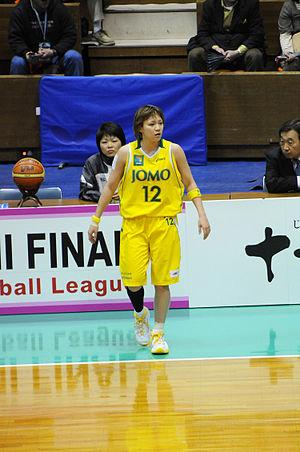Asami Yoshida (basketball) - Image: Yoshida asami