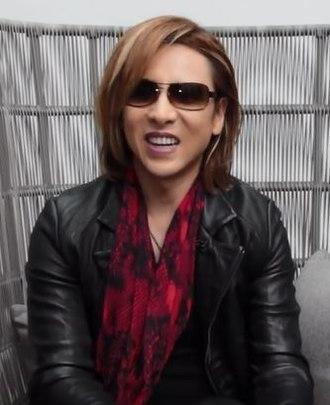 Yoshiki (musician) - Yoshiki in 2016