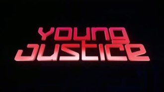 Young Justice (TV series) - Image: Young Justice Title