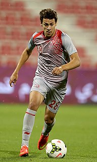 Youssef Msakni Tunisian association football player