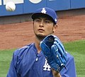 Yu Darvish on August 5, 2017 (cropped).jpg