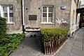 Zabytek 1350-A z 16.05.1988 kamienica, w zespole kamienic Reduta Wawelska 1922 ul.Wawelska 60 Warszawa tablica.jpg
