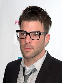 L'actor estatounitense Zachary Quinto, en una imachen de 2009.