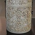 Zamora pyxis, AH 353 (967), National Archeological Museum, Madrid (29325584126).jpg