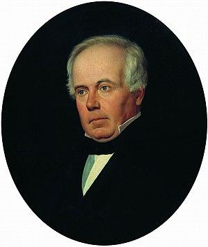 Fyodor Iordan - Fyodor Iordan by  Sergey Zaryanko (1855)