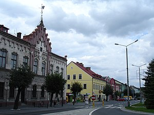Zator - Town street