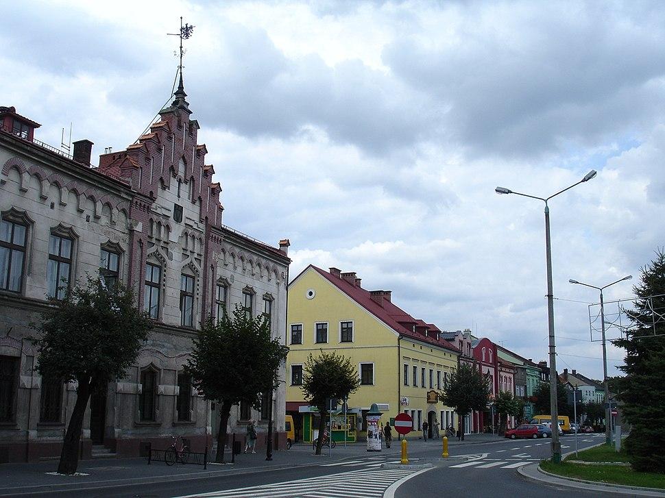 Zator main market