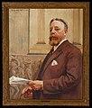 Zelfportret van Prof. H. Luns, 1930.jpg