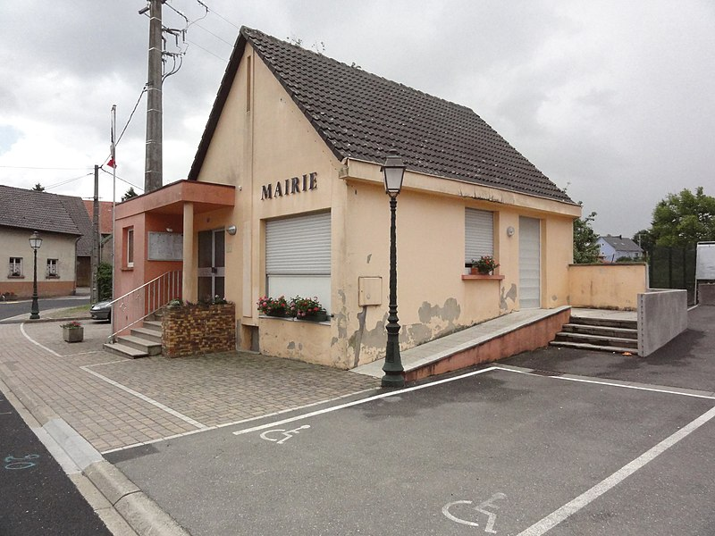 Zilling (Moselle) mairie