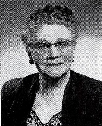 Hugh B. Brown - Zina Brown (wife)