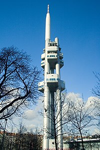 Zizkov Television Tower Prague.jpg
