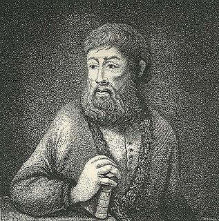 Tutor, friend to Peter I of Russia