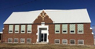 Zurich, Kansas - Zurich Community Center est 1930