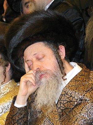 Zvhil (Hasidic dynasty) - Image: Zvill