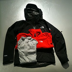 The North Face - The North Face, Inc. Clothing (tops)