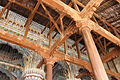 """""""Amazing traditional wood construction in Thanjavur Palace"""".JPG"""