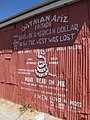 """The Day the West Was Lost"" Oatman, Arizona (7280142848).jpg"