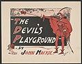 """The devil's playground"" by John Mackie LCCN2015645379.jpg"