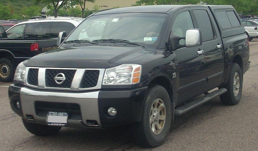 Nissan Titan Crew Cab Bed Size
