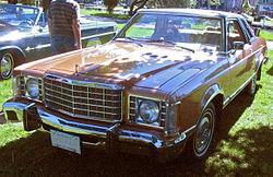 1976 Ford Granada coupe