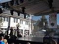'Dunaharaszti napok', színpad, 2019 Dunaharaszti.jpg