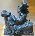 'The Masseuse' by Edgar Degas, Norton Simon Museum II.JPG