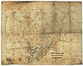 (Map of southern portion of Cobb County, Georgia, from Marietta to the Chattahoochee River) LOC 2006459204.jpg