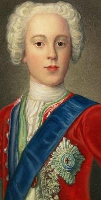 Charlotte Stuart, Duchess of Albany - Prince Charles Edward 1745