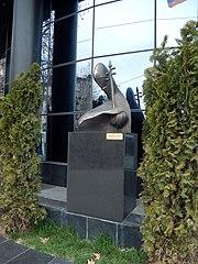 Sayat-Nova statue (Yerevan)