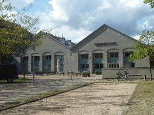 Århusgade - No. 101: The former tramway depot, nor Østerbrohuset
