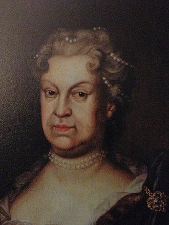 Countess Emilie Juliane of Barby-Mühlingen - Emilie Juliane of Barby-Mühlingen