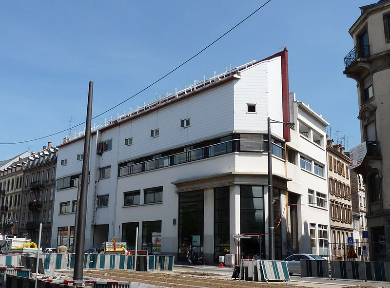 Barcelona – Lyon Wikipedia: École Nationale Supérieure D'Architecture De Lyon