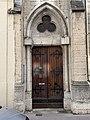 Église Saint-Pothin de Lyon, porte latérale, rue Bugeaud.jpg