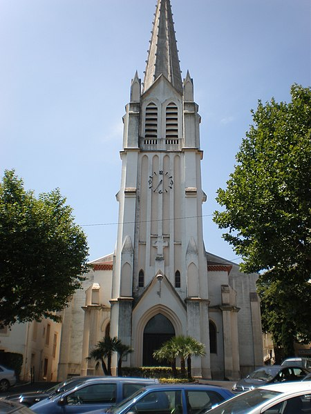 L'église paroissiale Saint-Pierre et Saint-Paul de Lamalou-les-Bains (Hérault, 34)