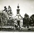 Érsekújvár 1941, Szent Anna-kápolna. Fortepan 76864.jpg