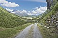 Ørnevegen, old part, towards Eidsdal, Møre og Romsdal, Norway in 2013 June - 2.jpg