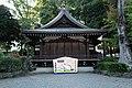 Ōkunitama Shrine Kaguraden in Fuchu Nov 2, 2019.jpg