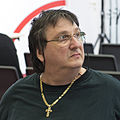 Ștefan Popa-Popas, Bokmässan 2013 1 (crop).jpg