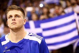 Vassilis Charalampopoulos (basketball) Greek professional basketball player