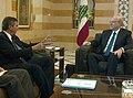 Επίσκεψη ΥΠΕΞ Σ. Λαμπρινίδη σε Λίβανο (6243771462).jpg
