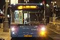Автобус маршрута м27 отправляется от метро Китай-город (1 января 2018).jpg