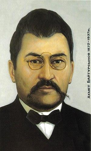 Akhmet Baitursynov