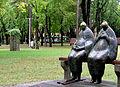 Баке у парку, скулптура.jpg