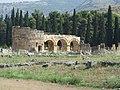 Банная базилика. Иераполис. Турция. Июль 2012 - panoramio.jpg