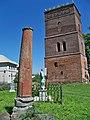 Башта-дзвіниця костелу Св. Мартина (мур.).Фото.jpg