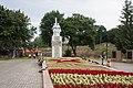 Братская могила советских воинов, погибших при штурме г. Пиллау общий вид.jpg