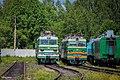 ВЛ10-1199, Россия, Кемеровская область, база запаса Тайга (Trainpix 75274).jpg