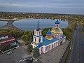 Воскресенська церква Слов'янськ DJI 0070.jpg